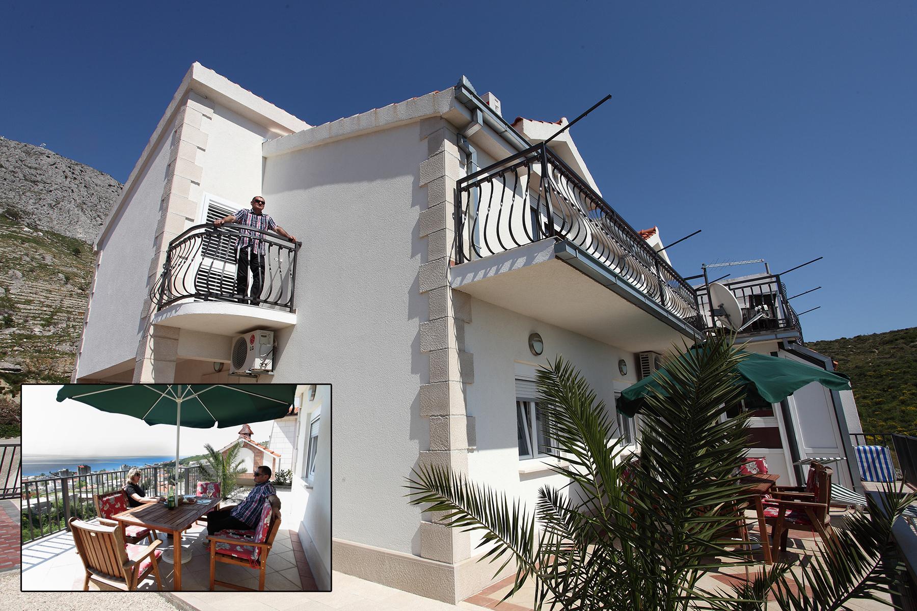 36395 - Dugi Rat - Appartamenti Croazia