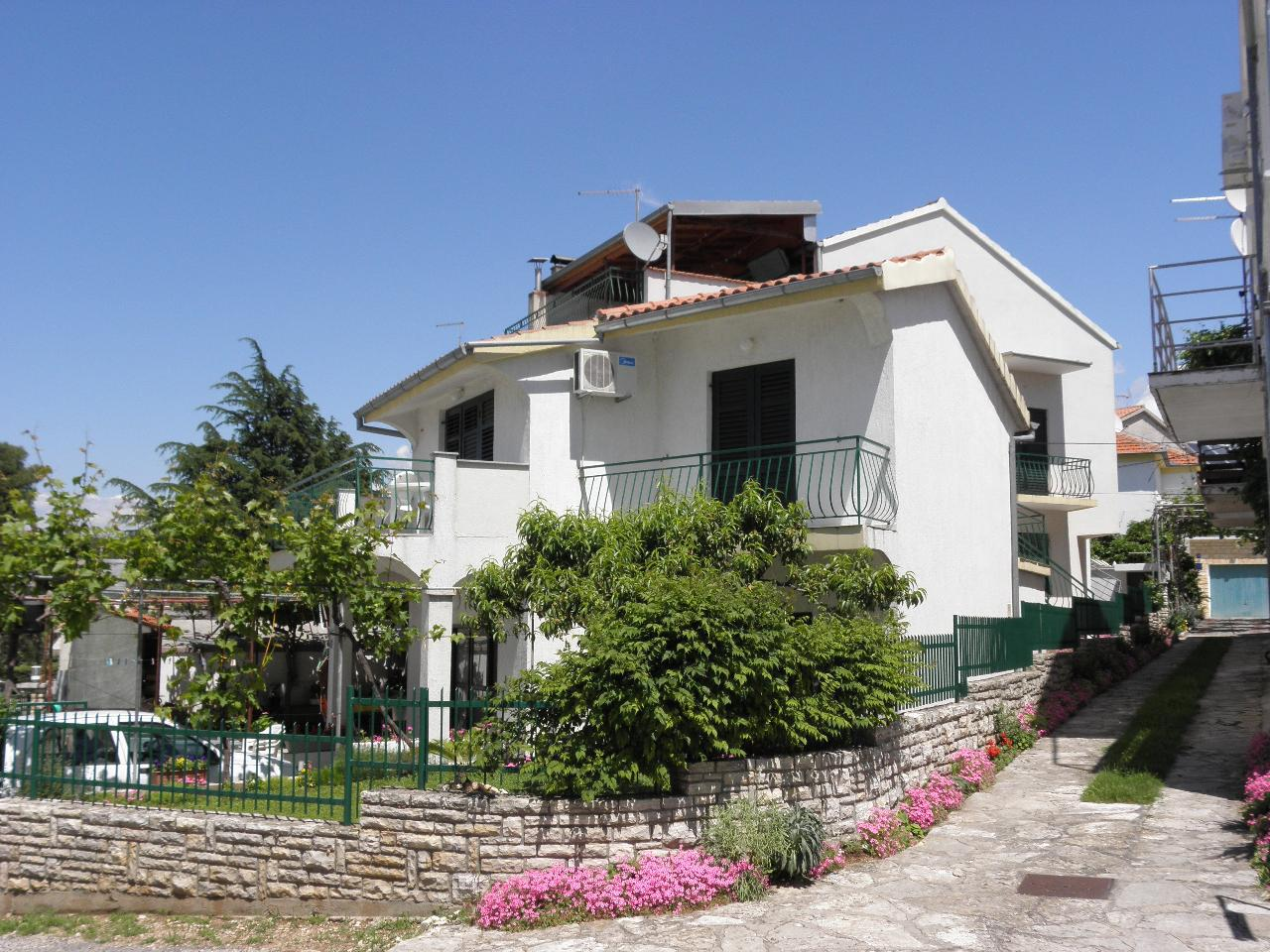 2568 - Biograd - Apartments Croatia
