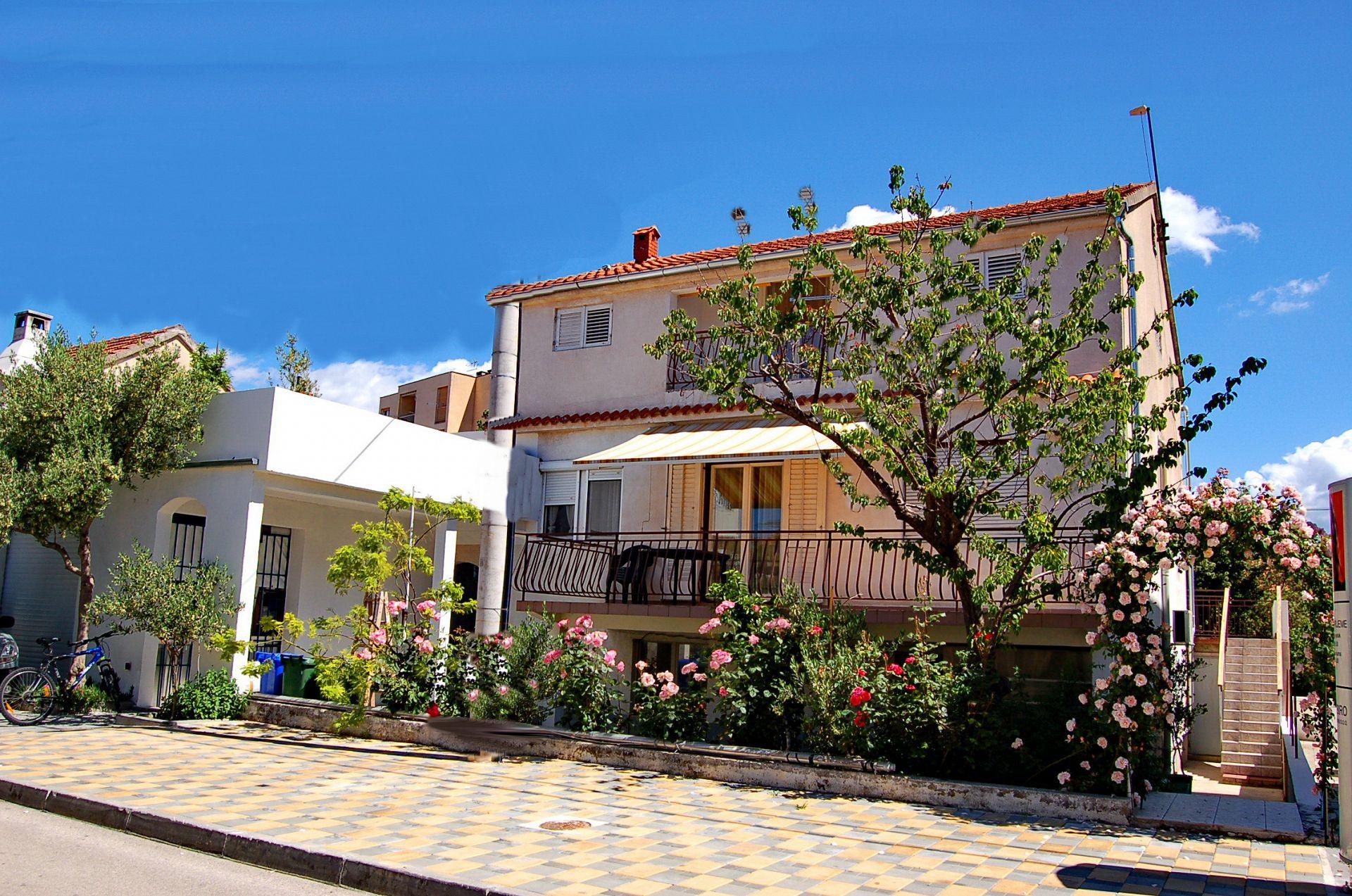 5359 - Biograd - Ferienwohnungen Kroatien