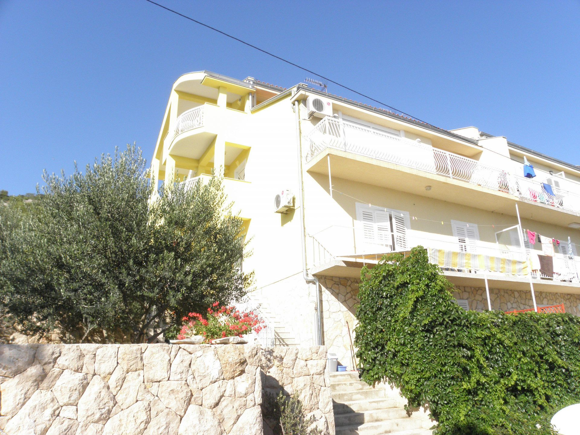 4552 - Drage - Apartments Croatia