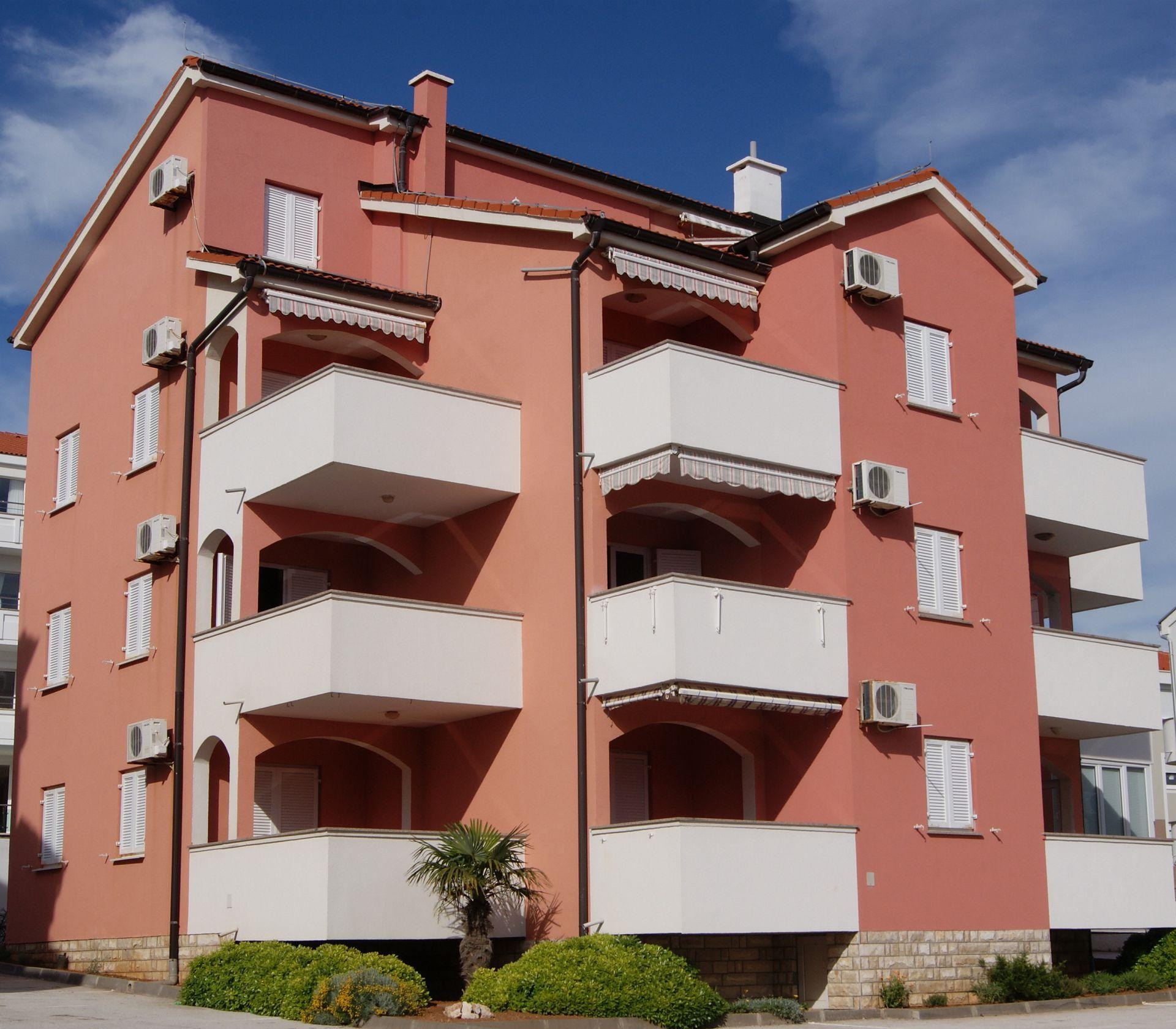 3482  - Novalja - Ferienwohnungen Kroatien