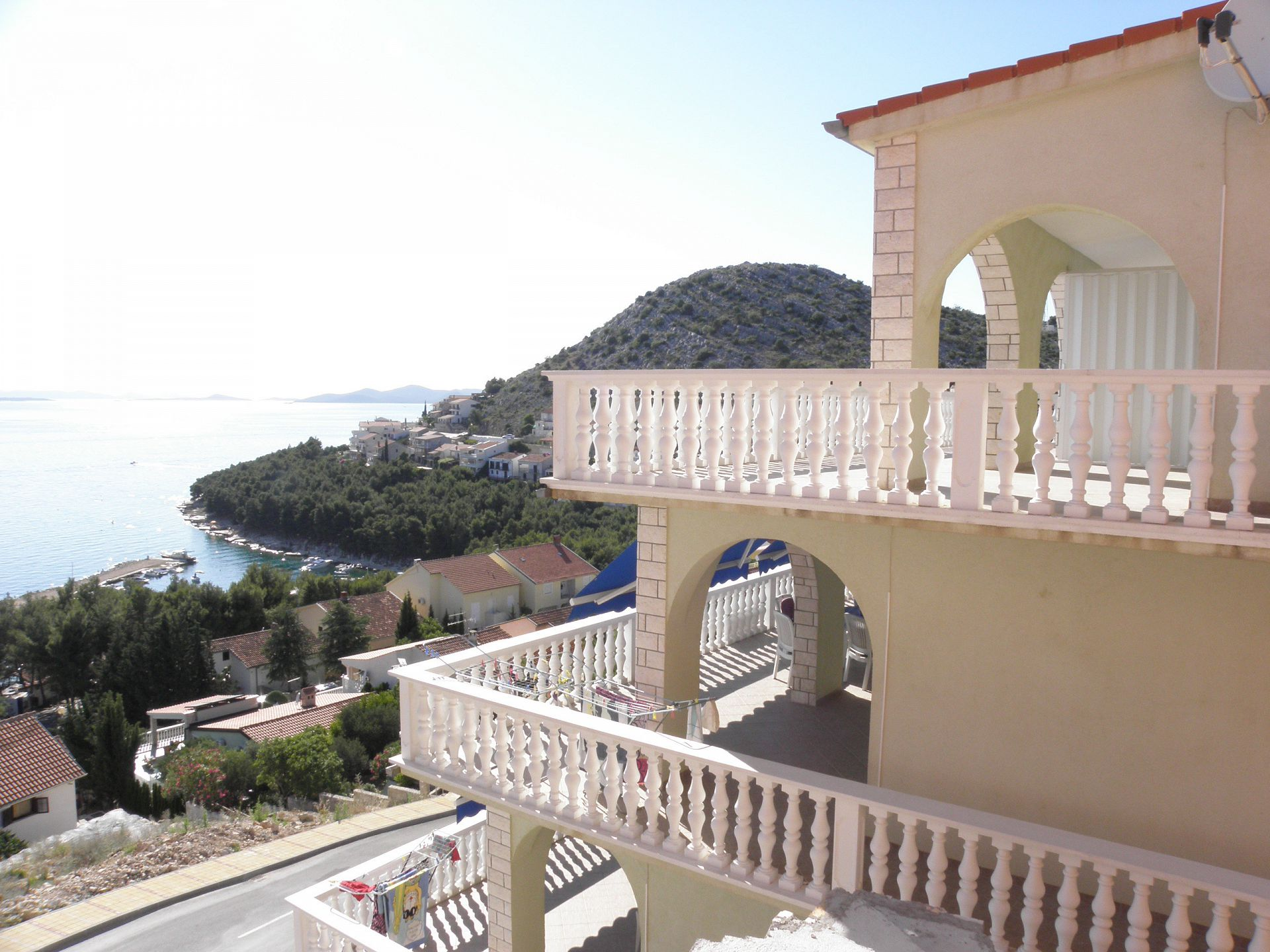 4659 - Drage - Apartments Croatia