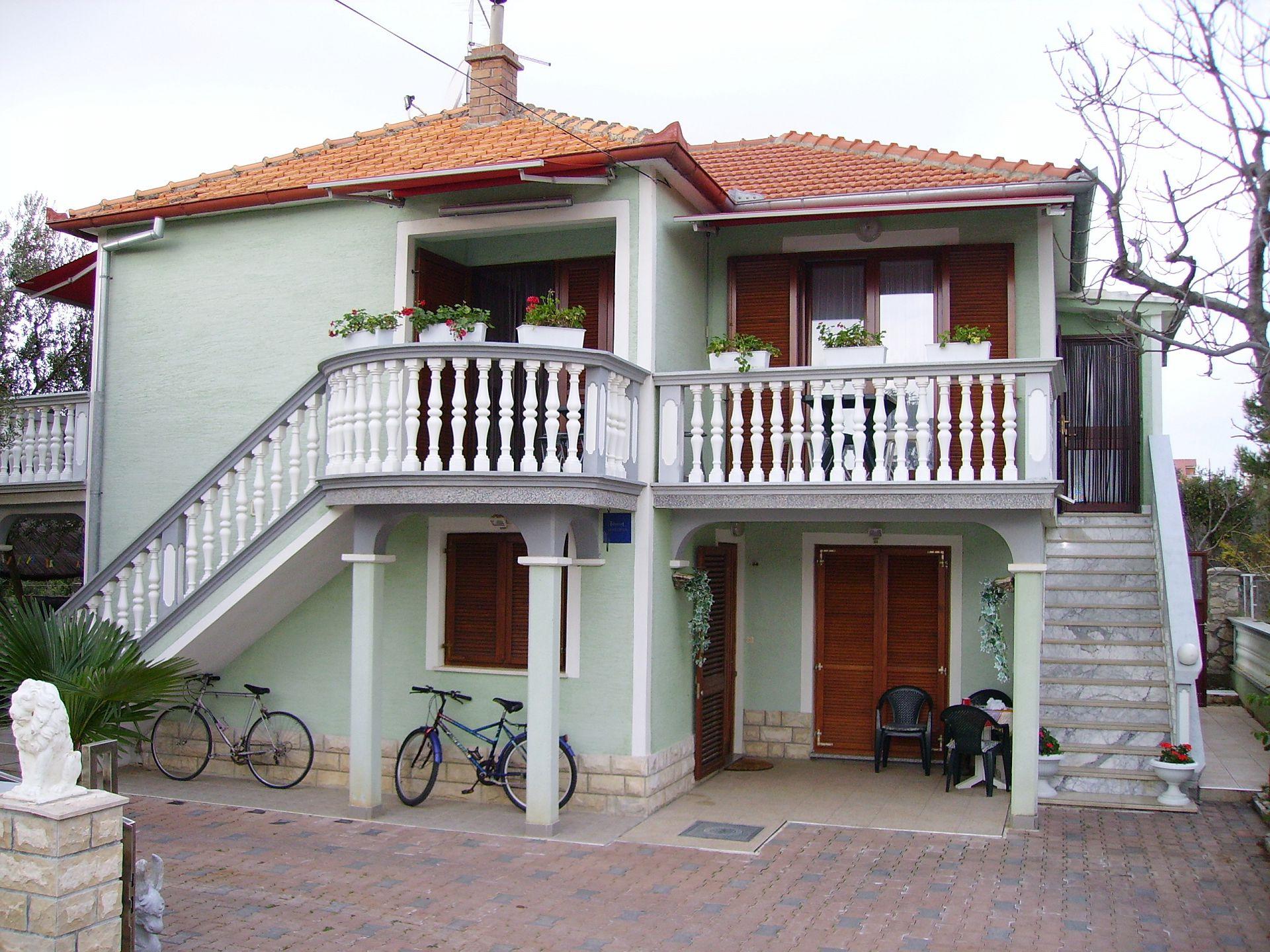 Mare - Pakoštane - Apartmány Chorvátsko