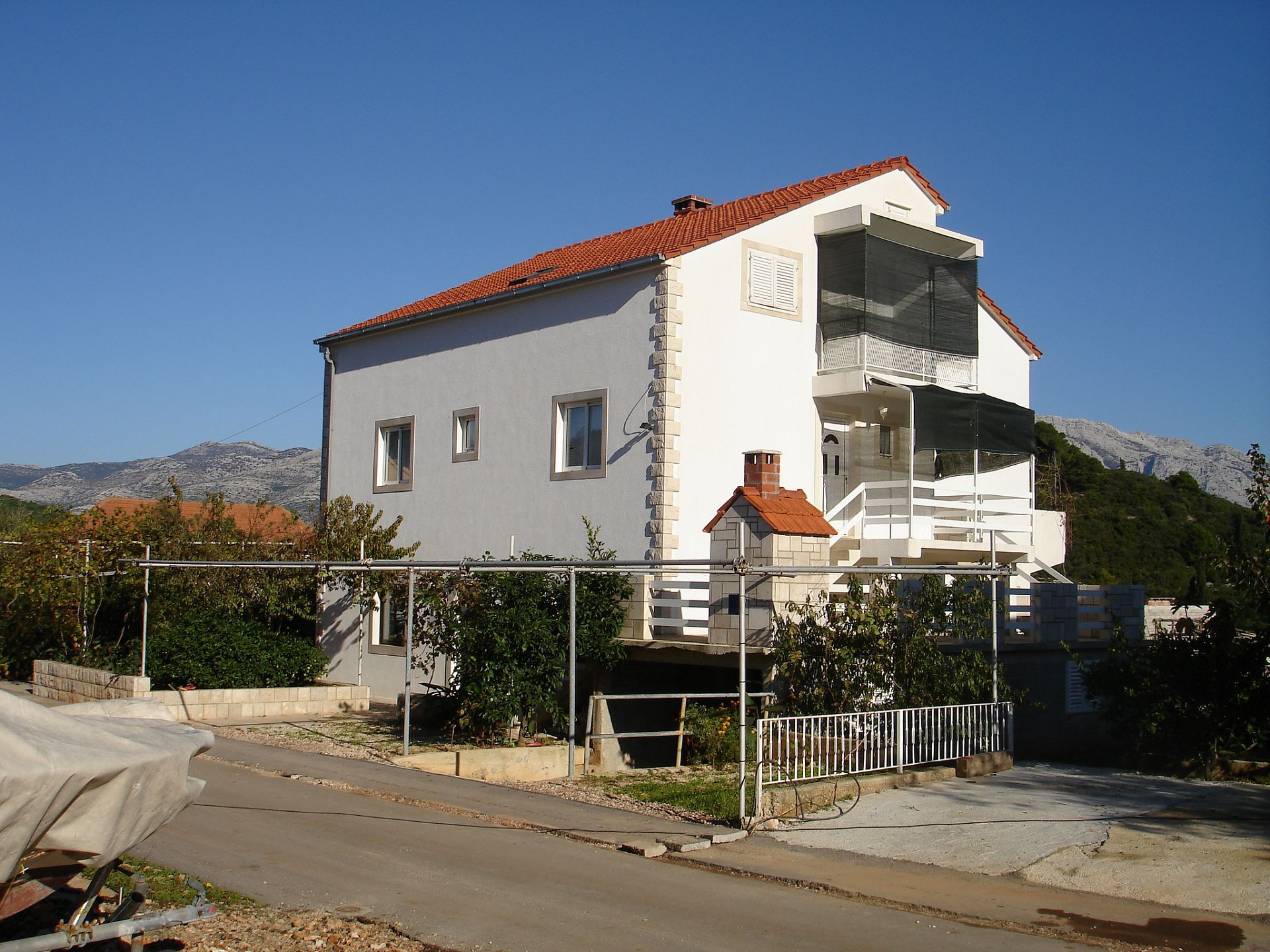 01414KORC - Korcula - Appartementen Kroatië