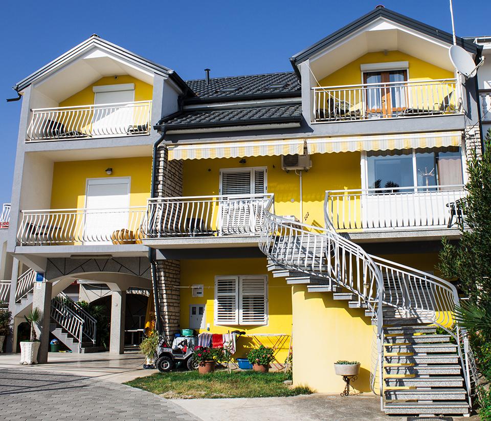 00705PAKO - Pakostane - Apartments Croatia