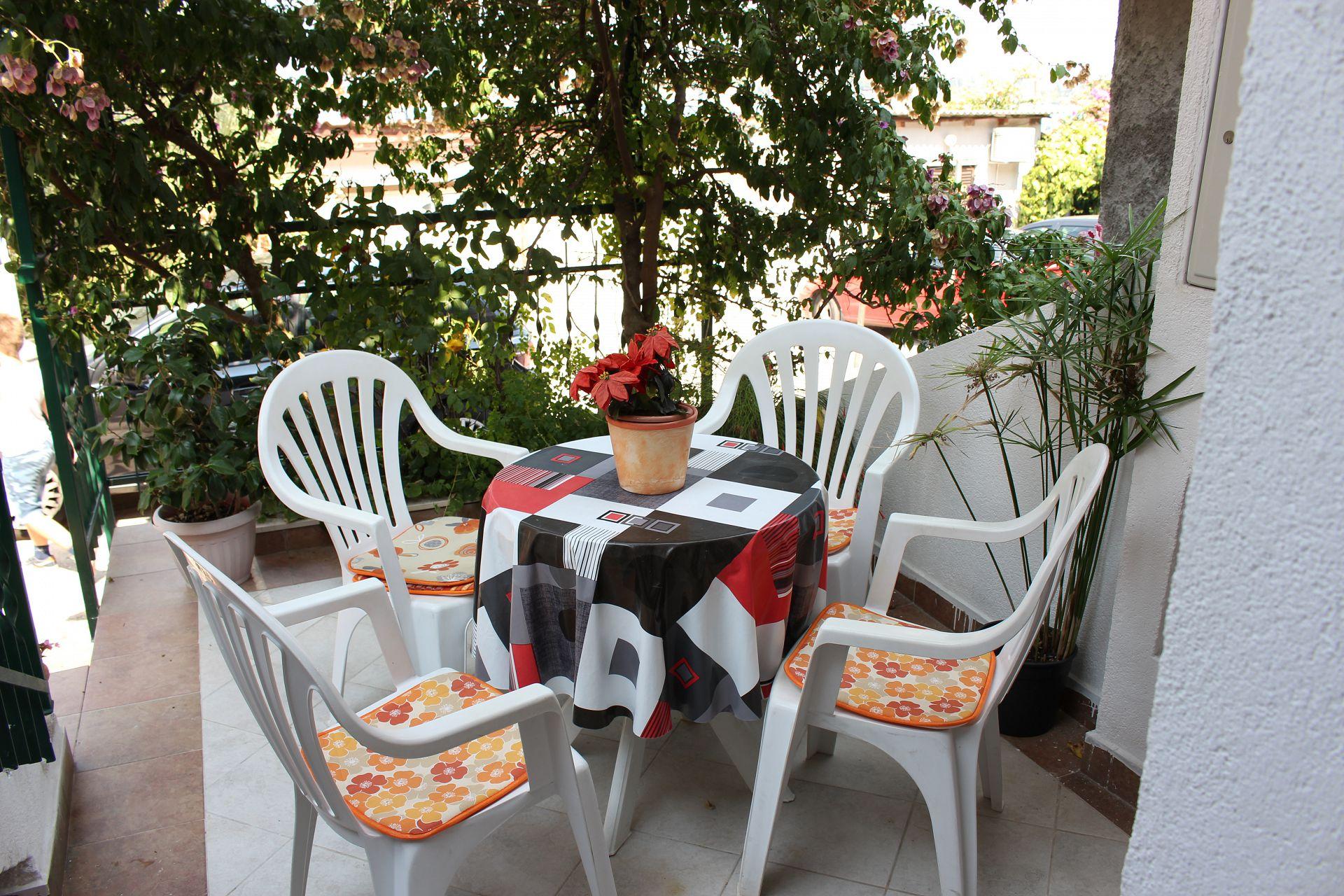 5849  - Split - Appartementen Kroatië