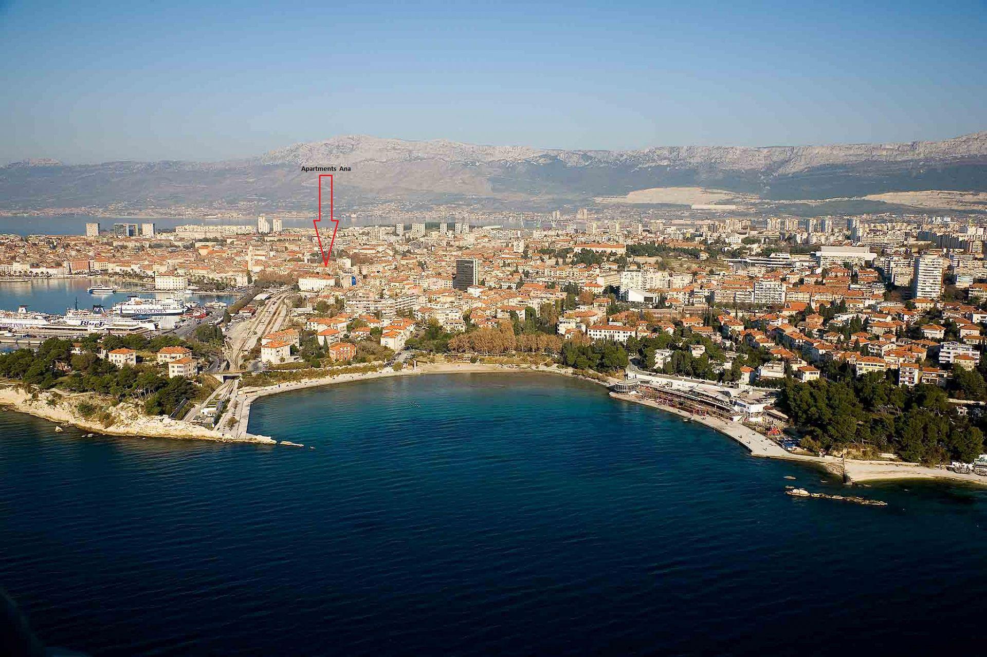 7239 - Split - Ferienwohnungen Kroatien