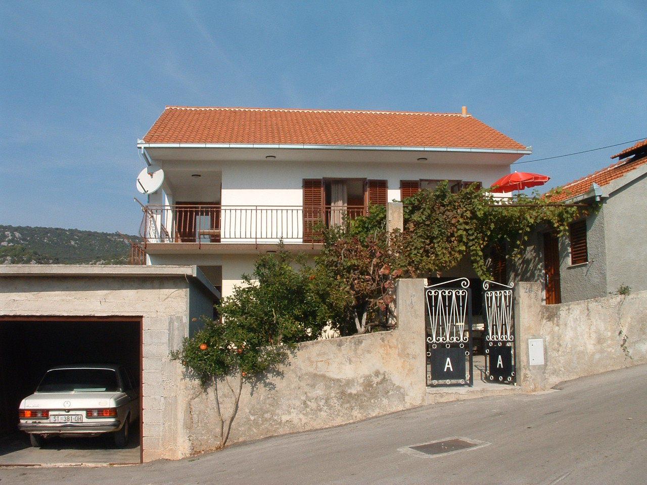 Ivo - Vinisce - Apartamenty Chorwacja
