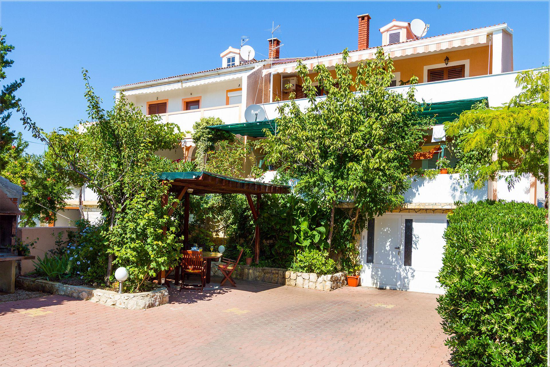 2786 - Simuni  - Appartamenti Croazia