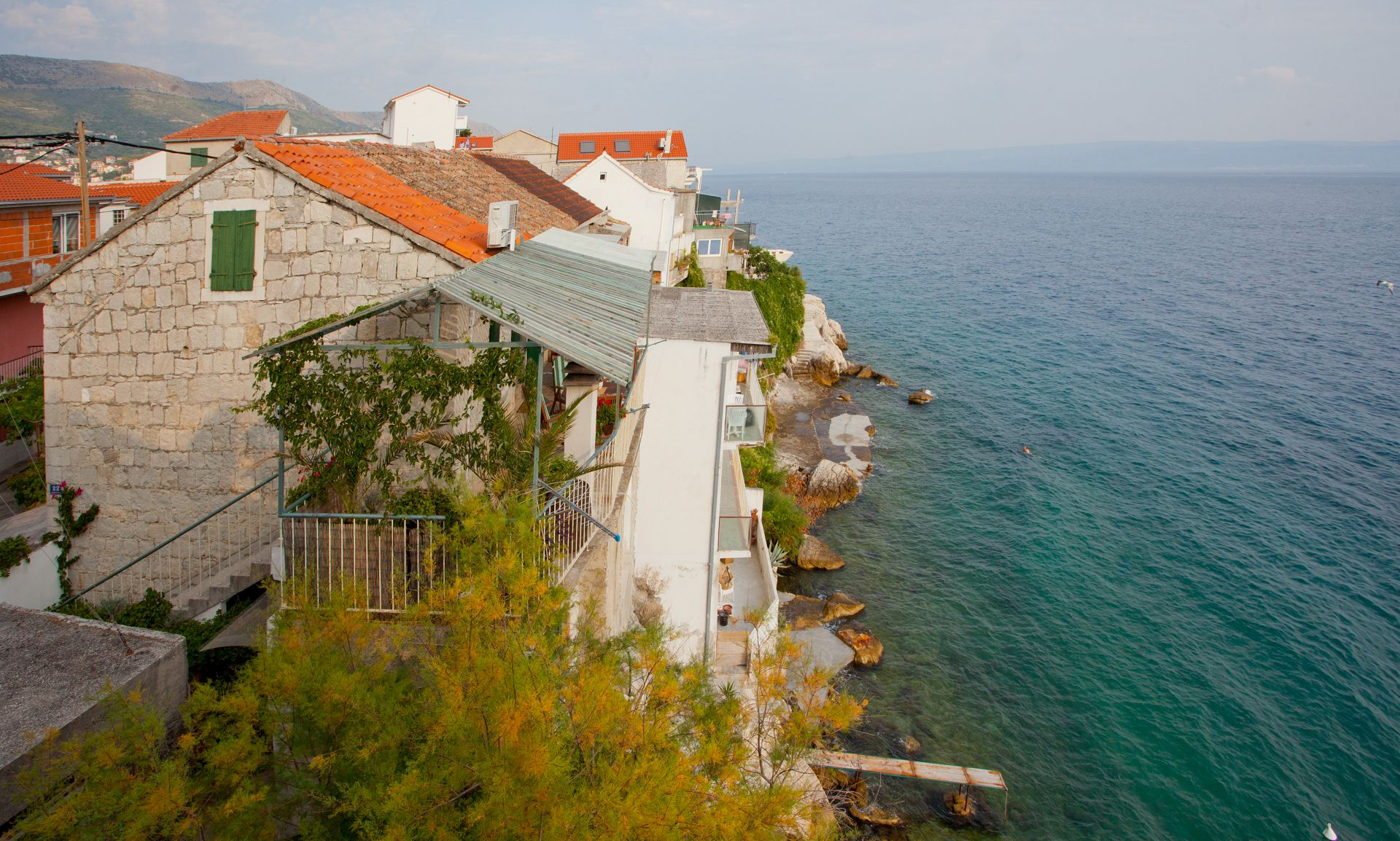 2440 - Stobrec - Apartments Croatia