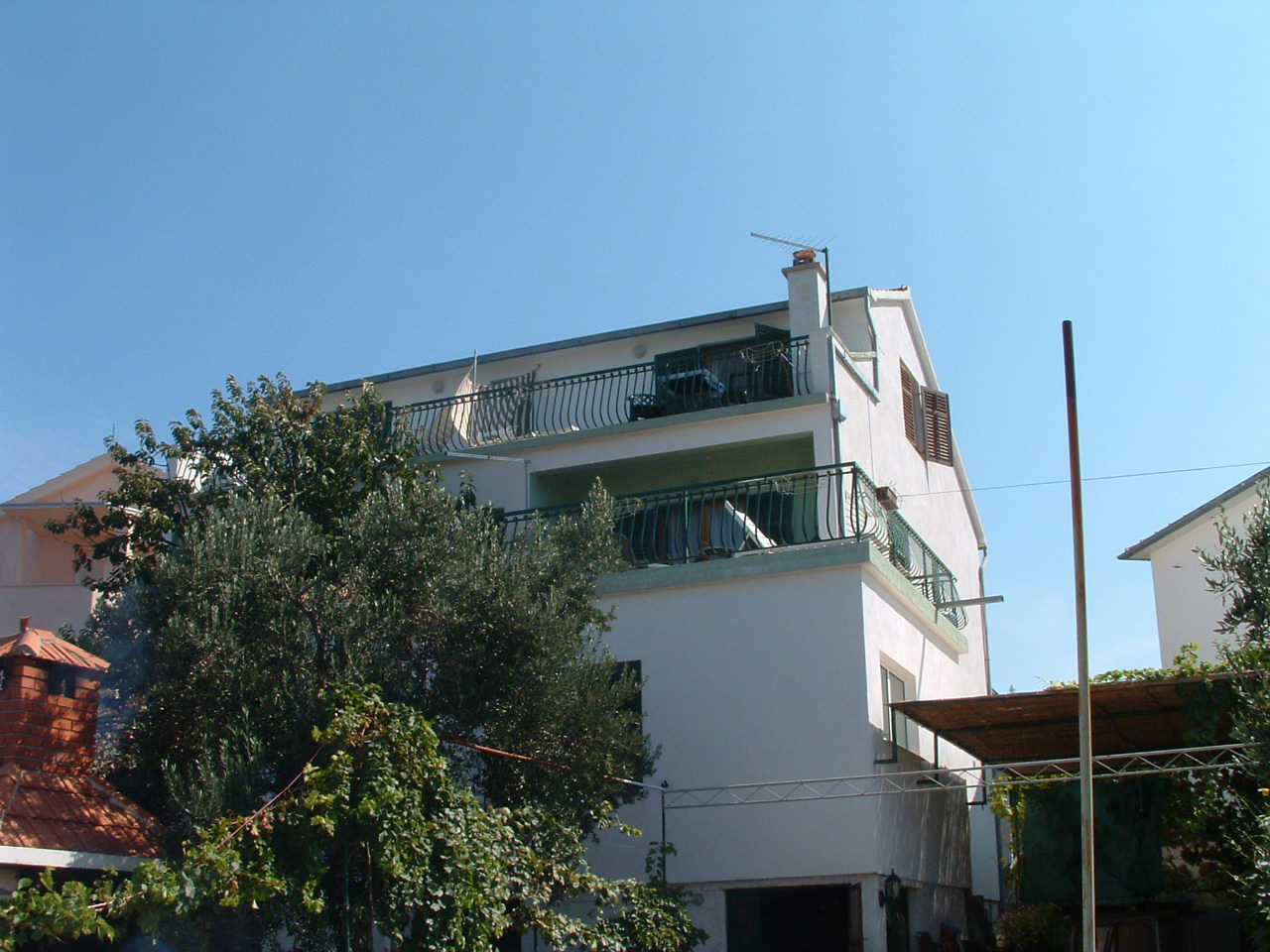 Ante - Murter - Apartments Croatia