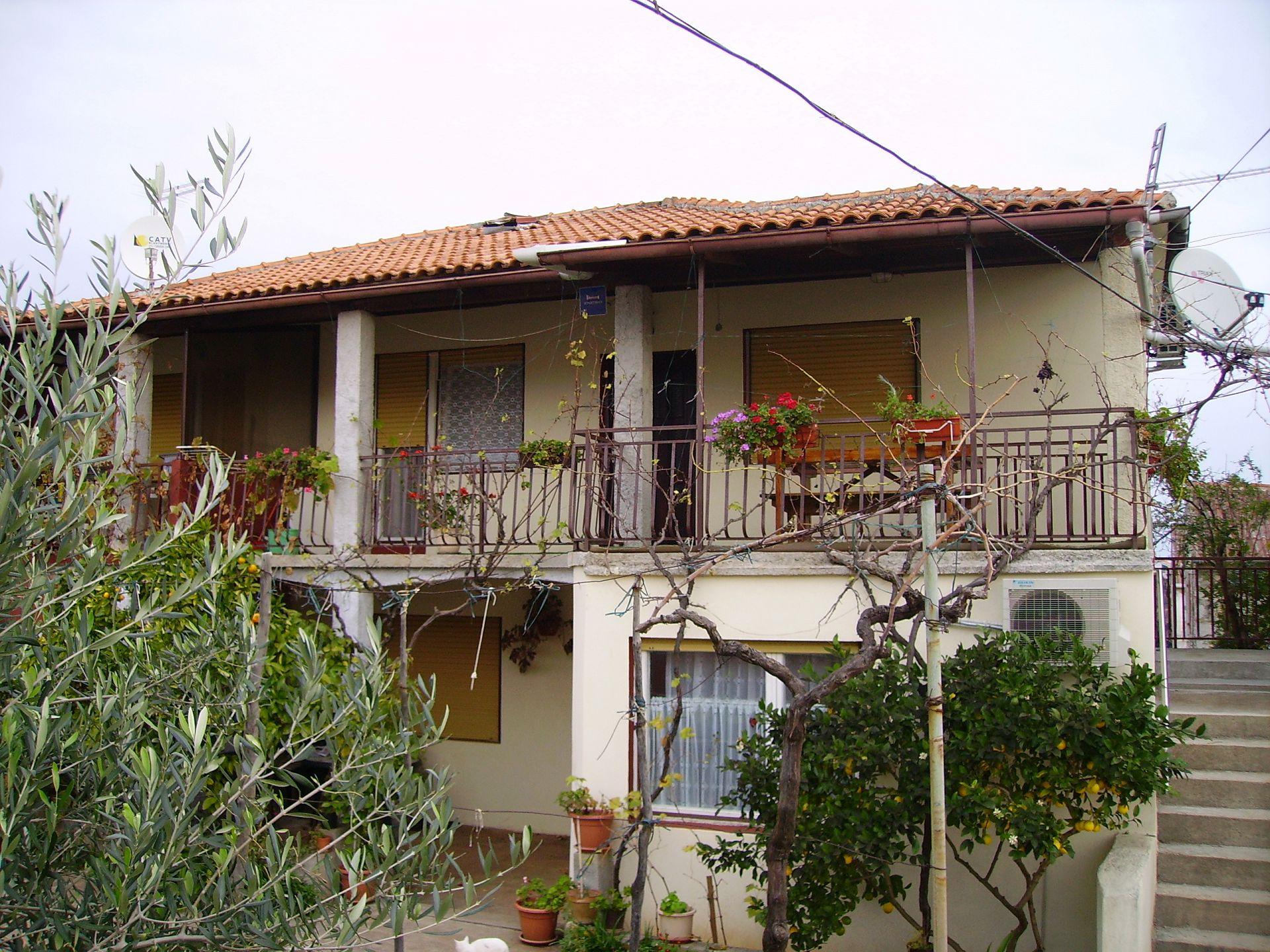 MB - Ugljan - Appartementen Kroatië
