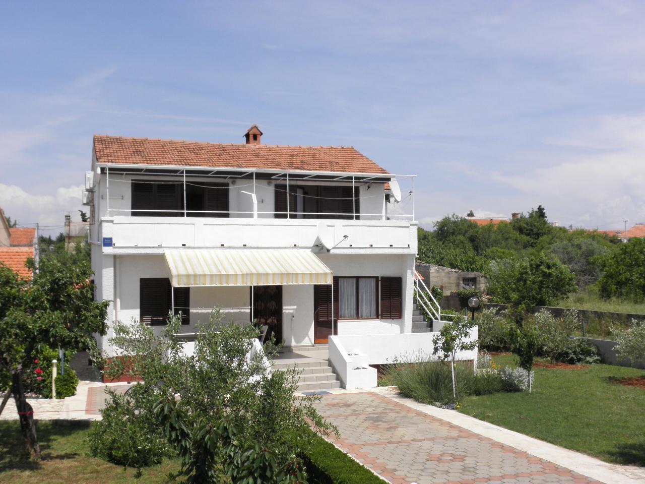 2575 - Сушица - Апартаменты Хорватия