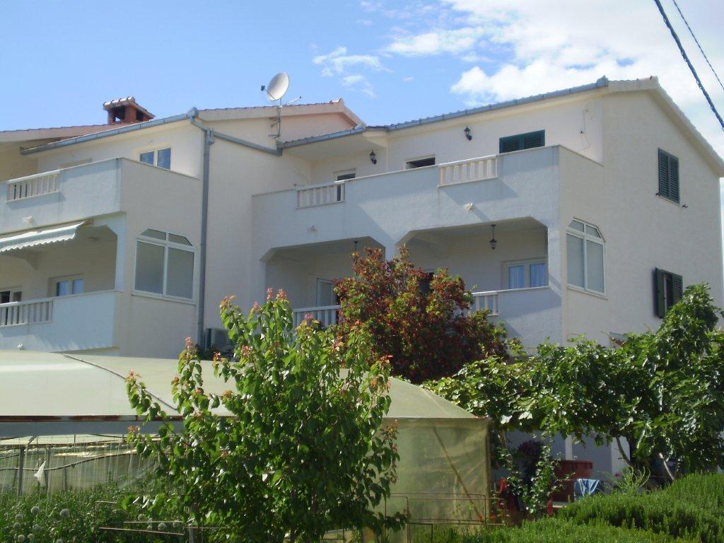 35060 - Seget Vranjica - Ferienwohnungen Kroatien