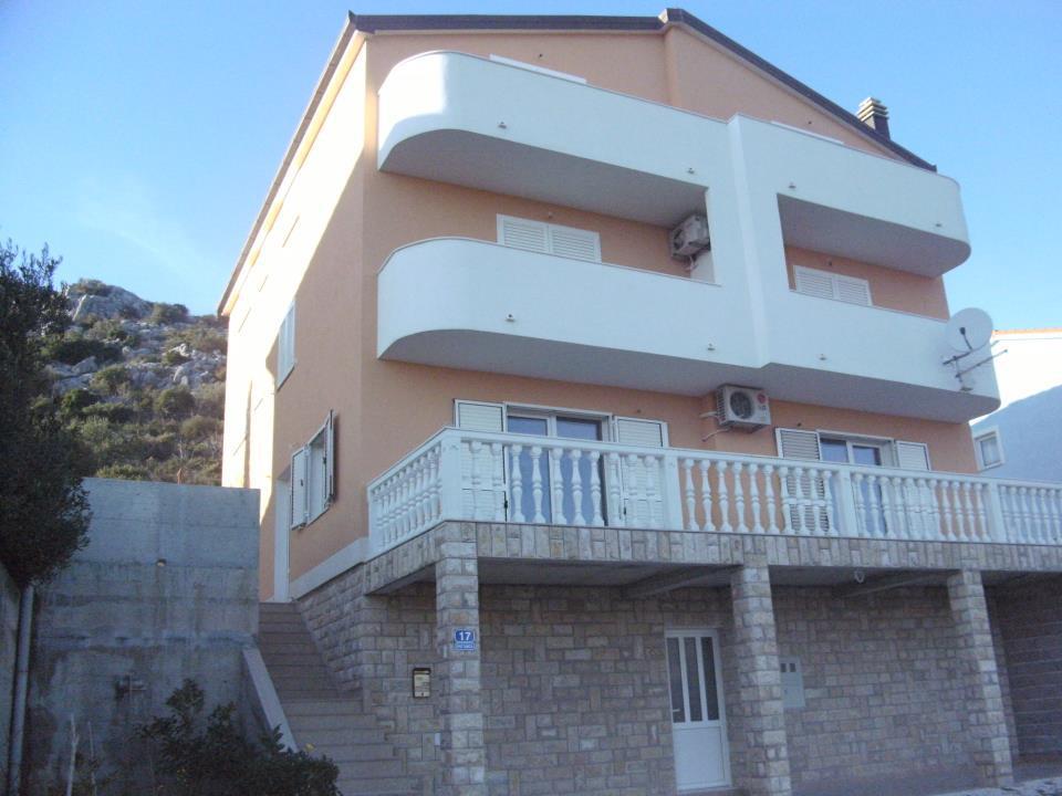 8124 - Seget Vranjica - Apartmány Chorvátsko