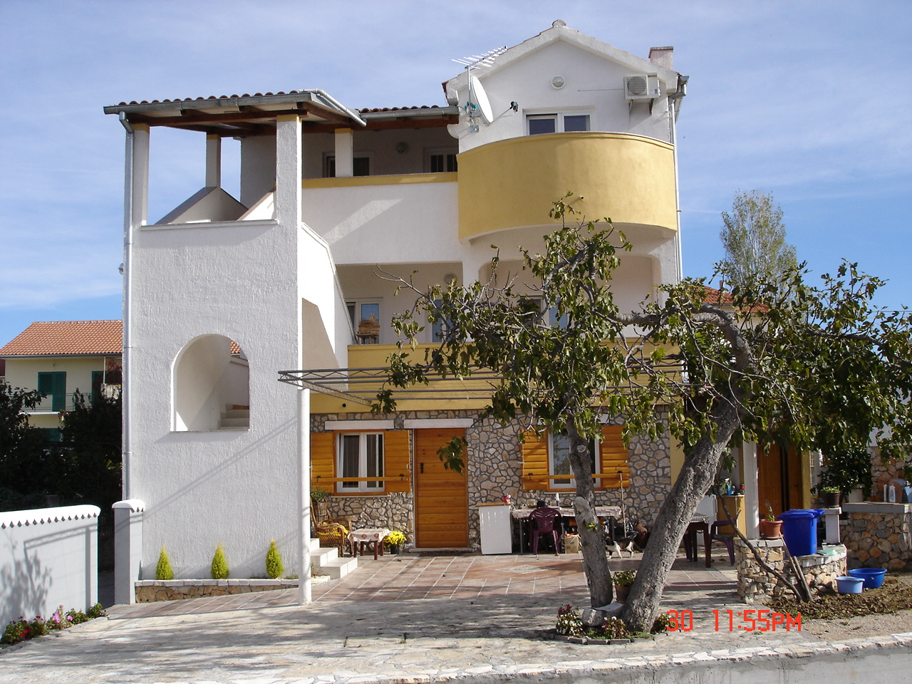 A00710MURT - Murter - Apartments Croatia