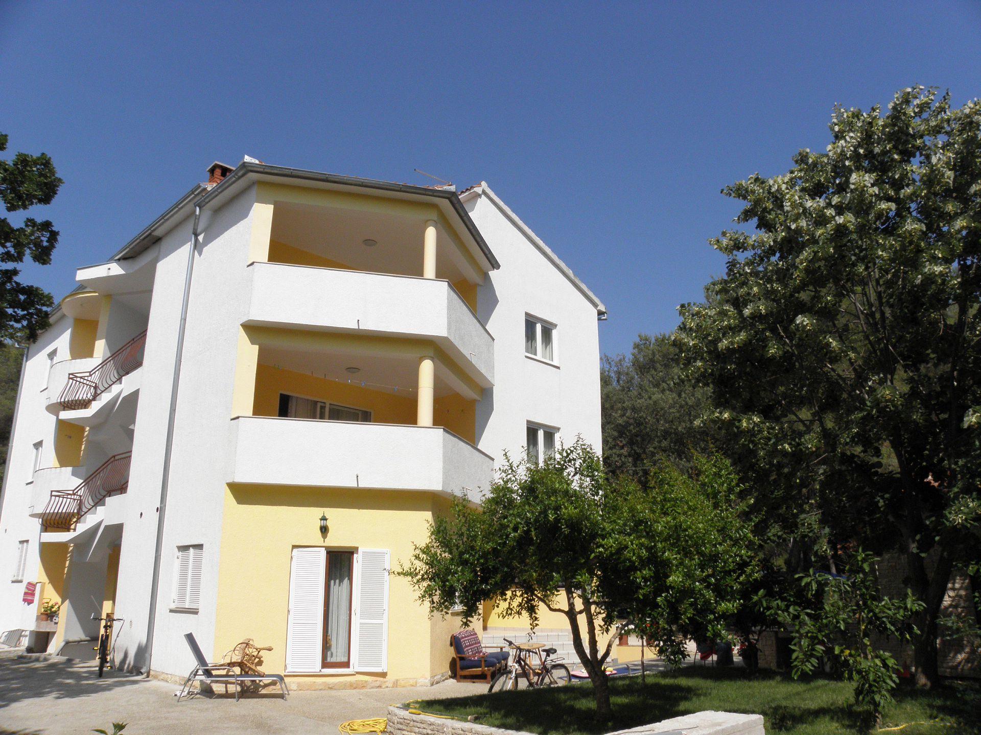 4555 - Pakostane - Apartamenty Chorwacja