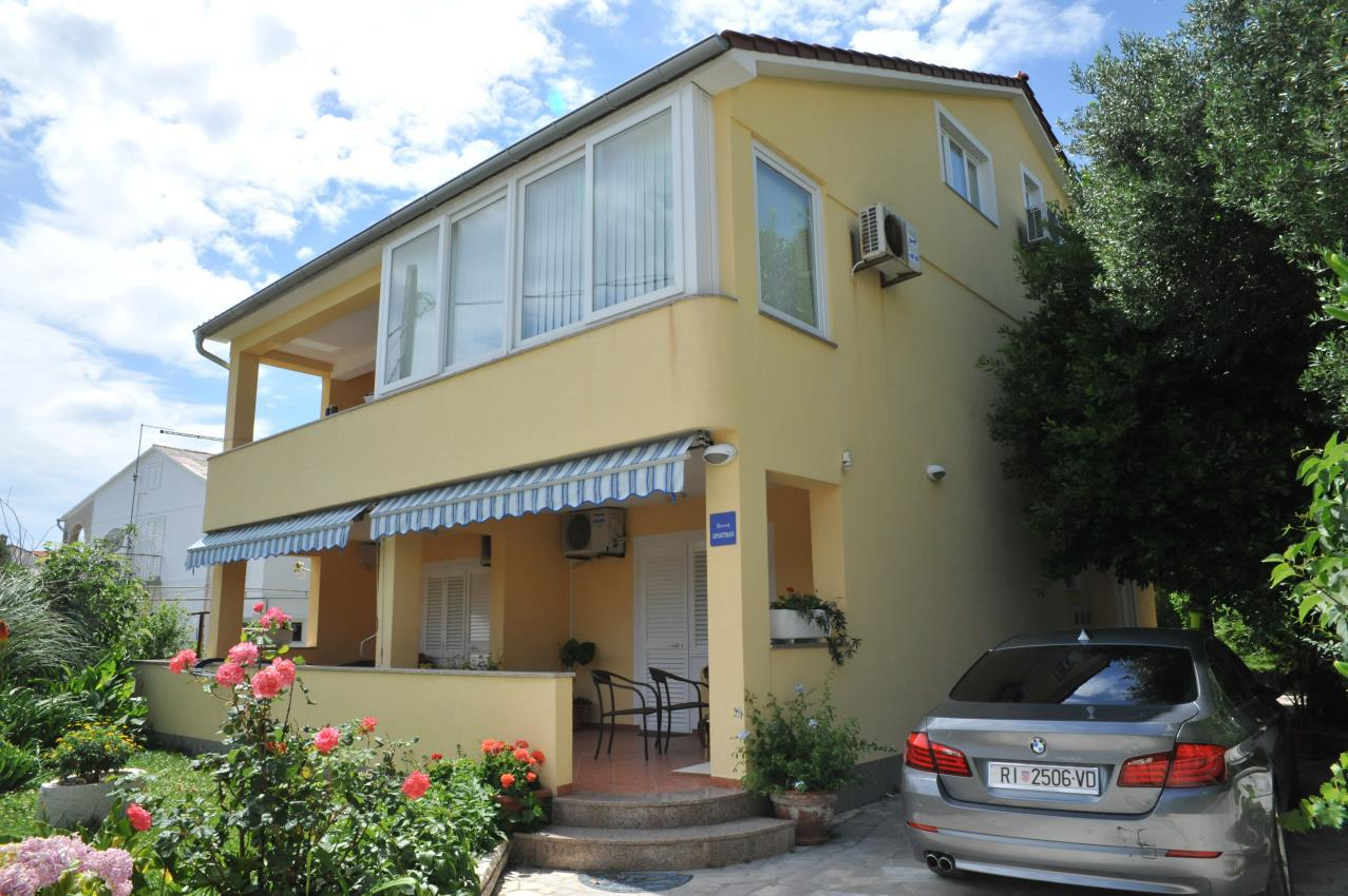 3263 - Banjol - Apartments Croatia