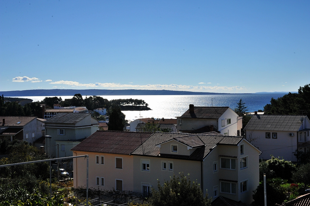 Per - Banjol - Appartementen Kroatië - uitzicht