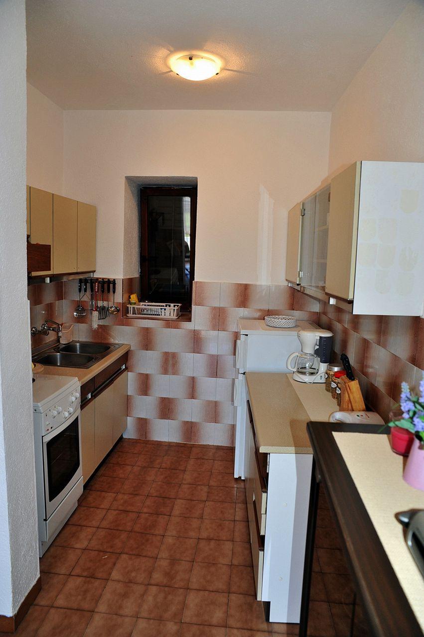 Per - Banjol - Appartementen Kroatië - A1(4): keuken