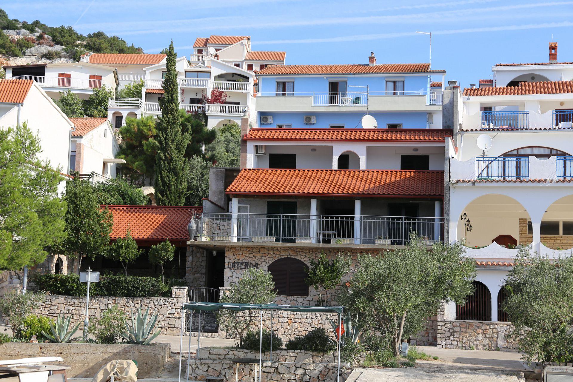 AA - Tisno - Appartementen Kroatië