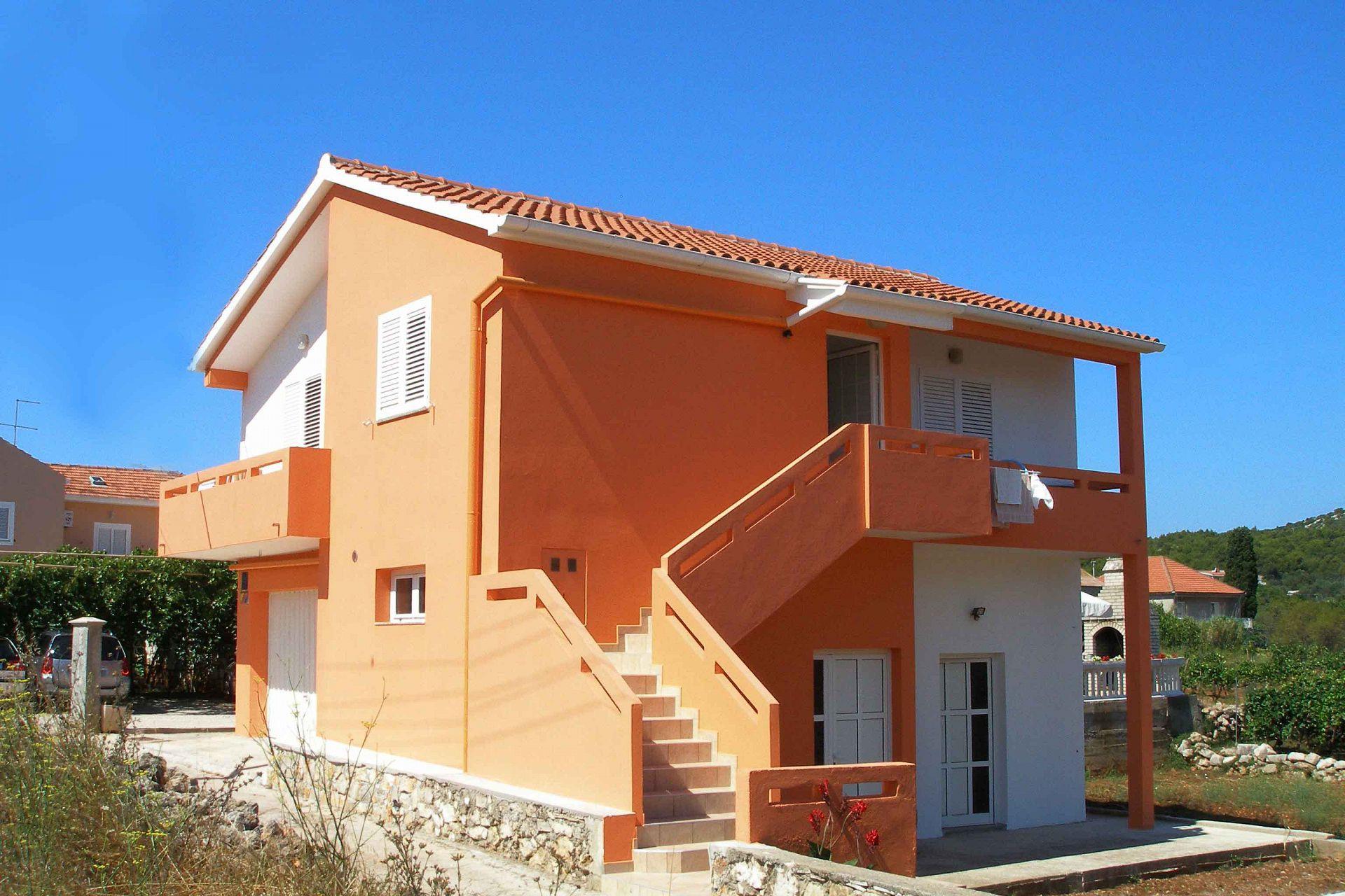 4945 - Kukljica - Apartmaji Hrvaška