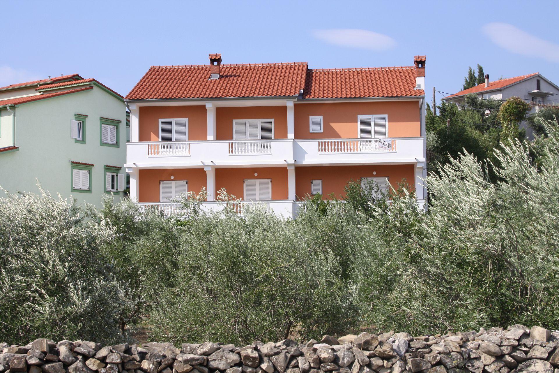 35489  - Palit - Ferienwohnungen Kroatien