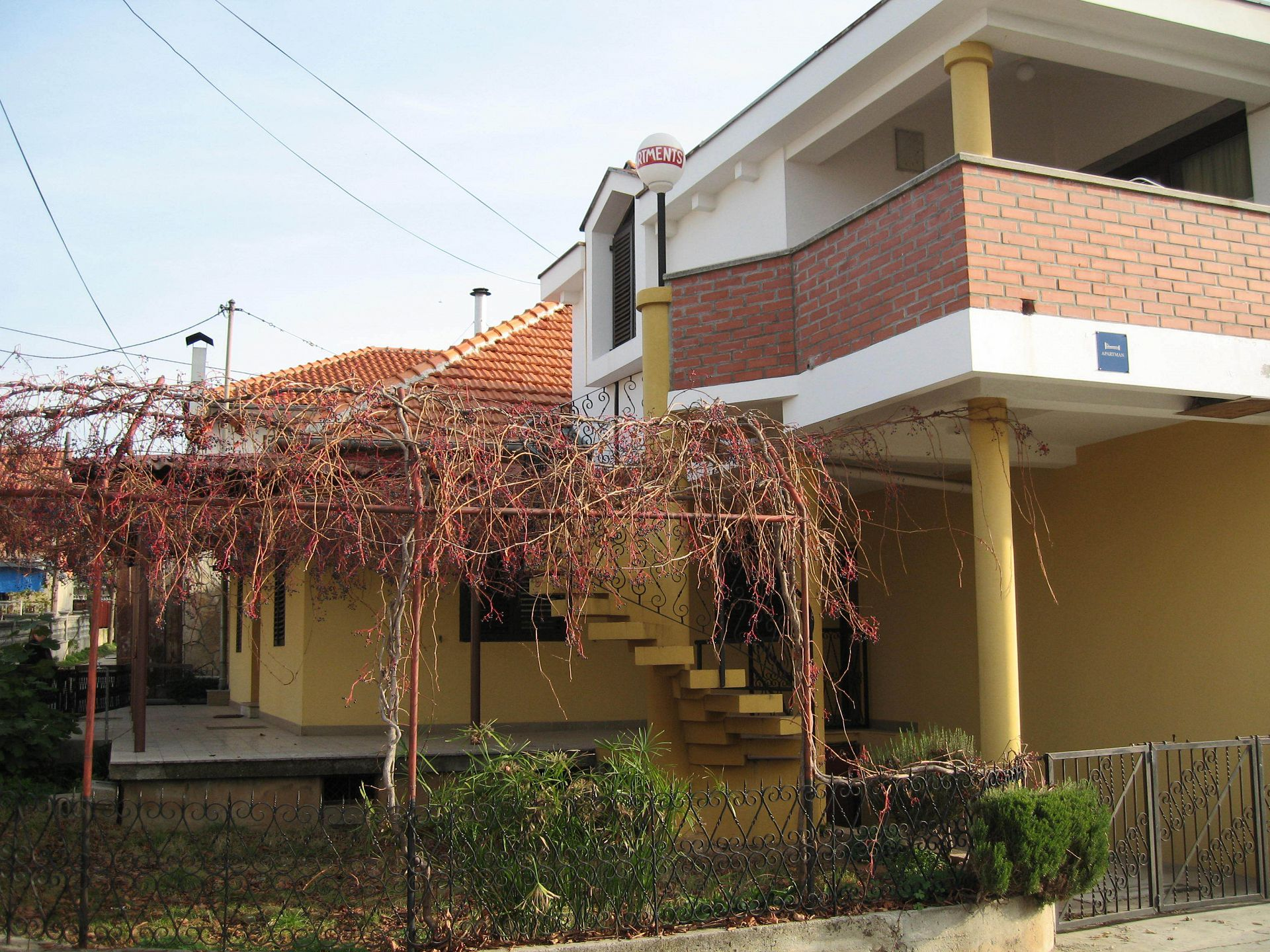 00318BIBI - Bibinje - Holiday houses, villas Croatia