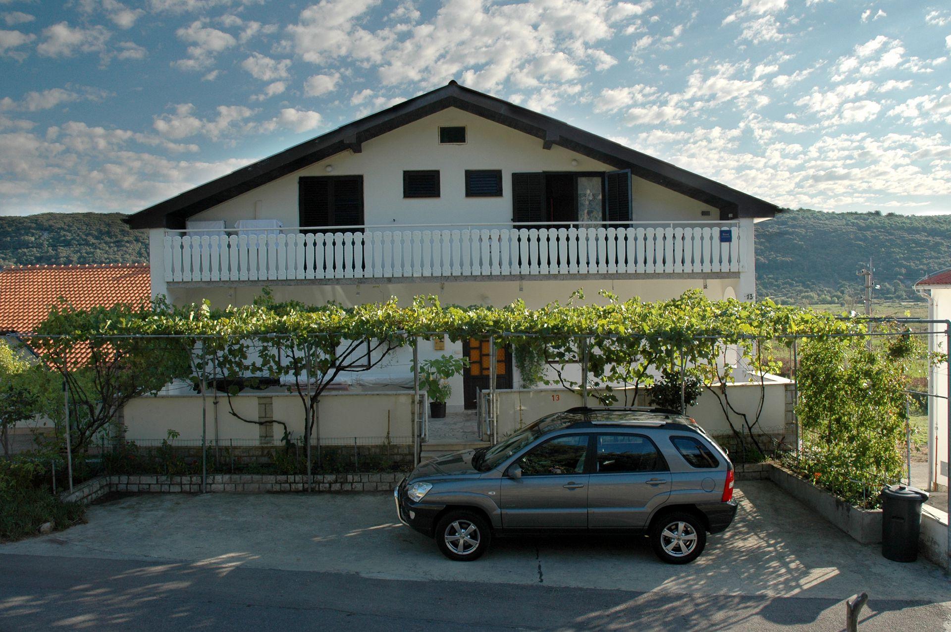 Ruža - Supetarska Draga - Appartamenti Croazia