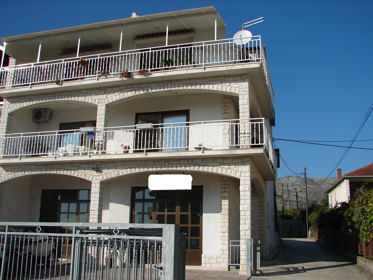 Apartments, Trogir, Trogir and surroundings - Apartments  TH