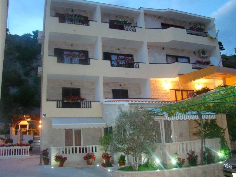 8101 - Duce - Apartmanok Horvátország