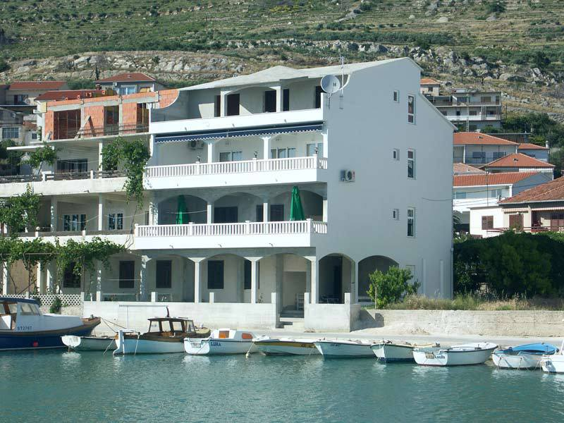 5547  - Sumpetar - Apartments Croatia