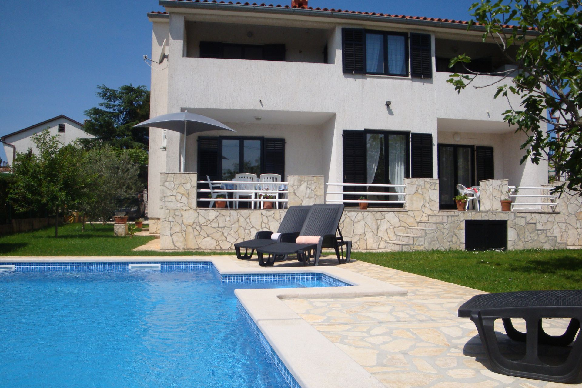 36472 - Valbandon - Appartements Croatie