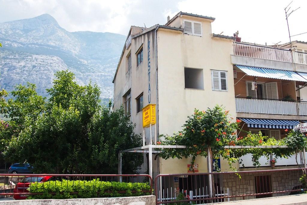 8242  - Makarska - Appartements Croatie