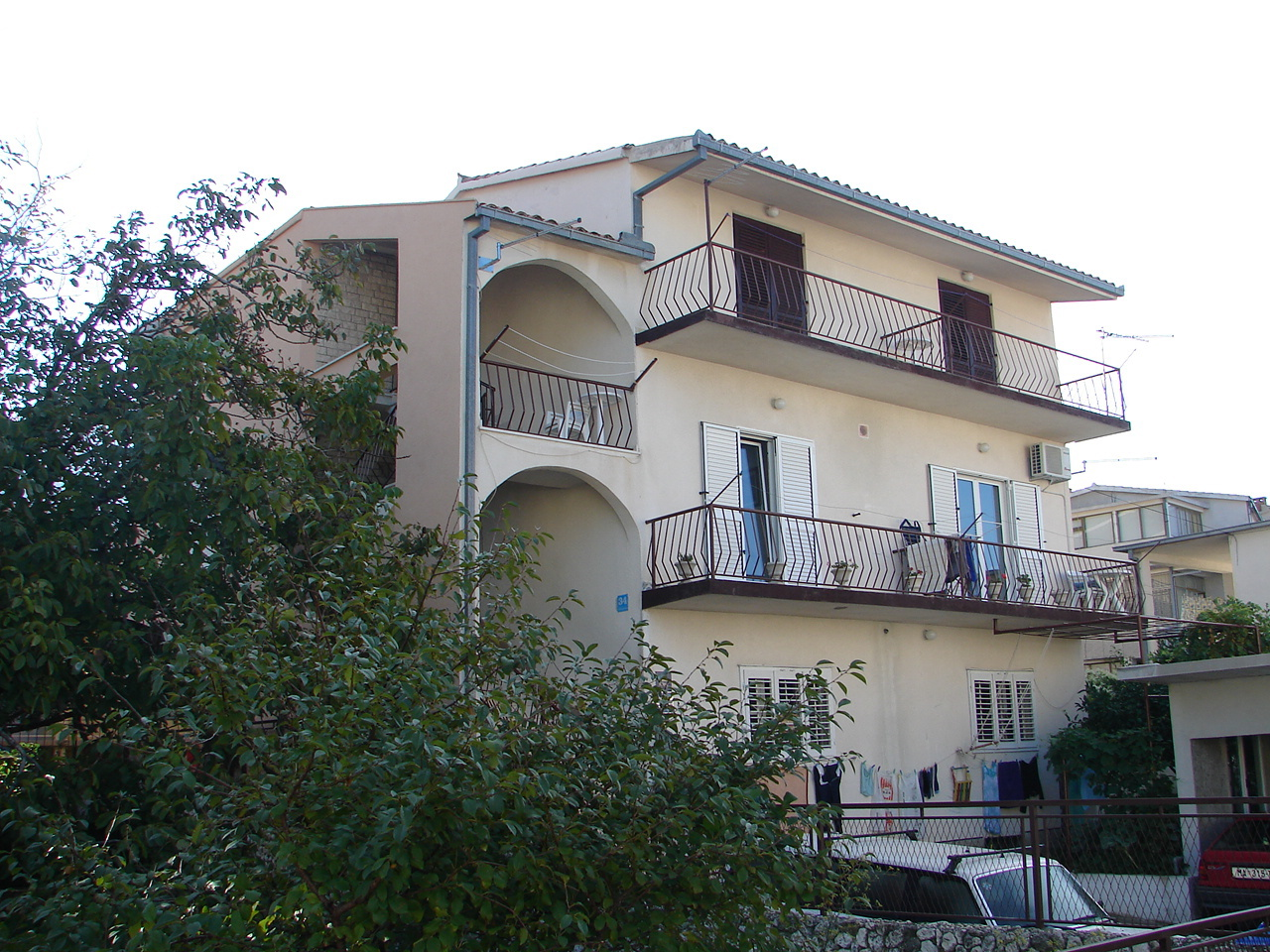 00213BVOD  - Baska Voda - Apartments Croatia