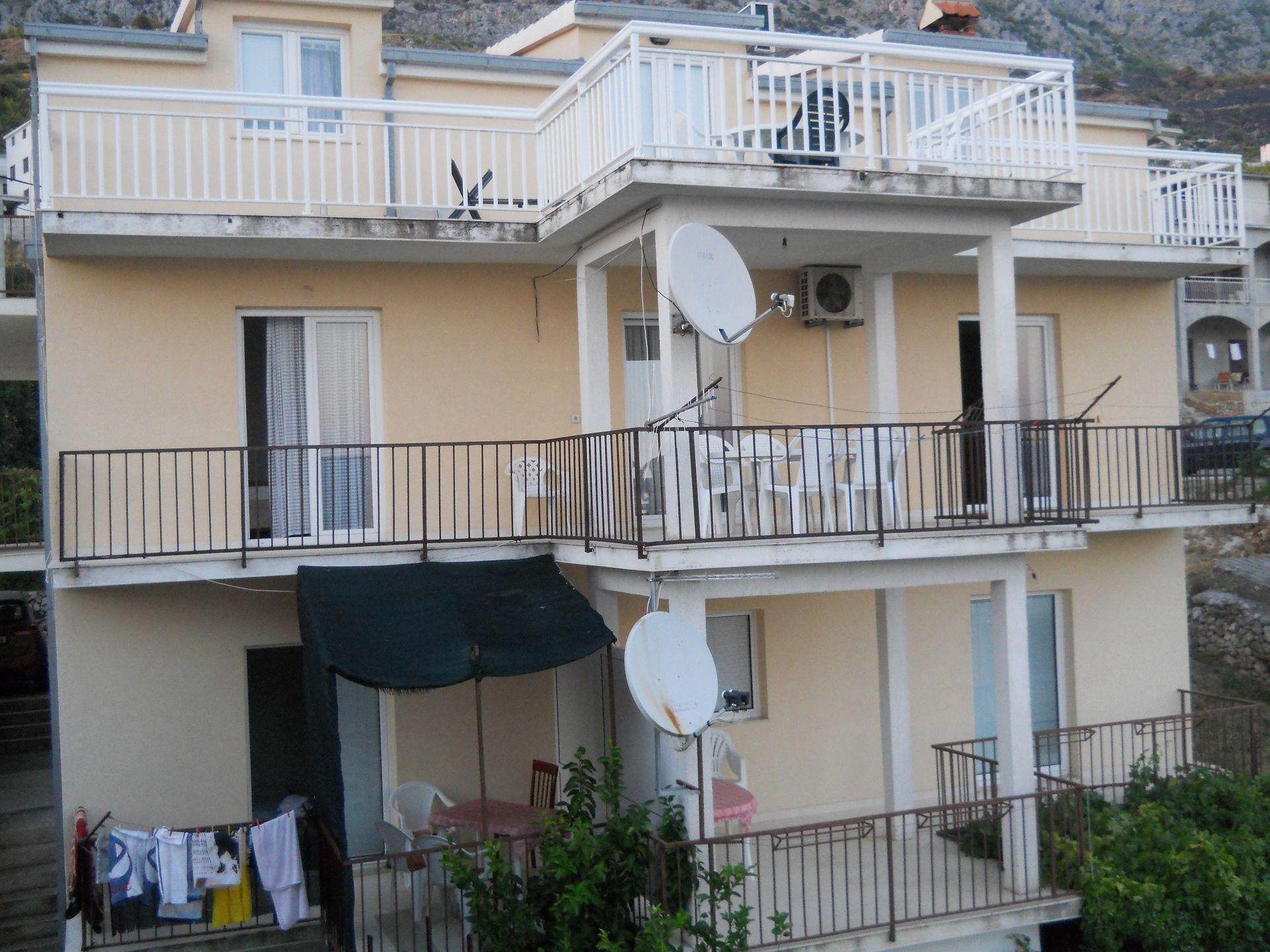 35180 - Stanici - Ferienwohnungen Kroatien