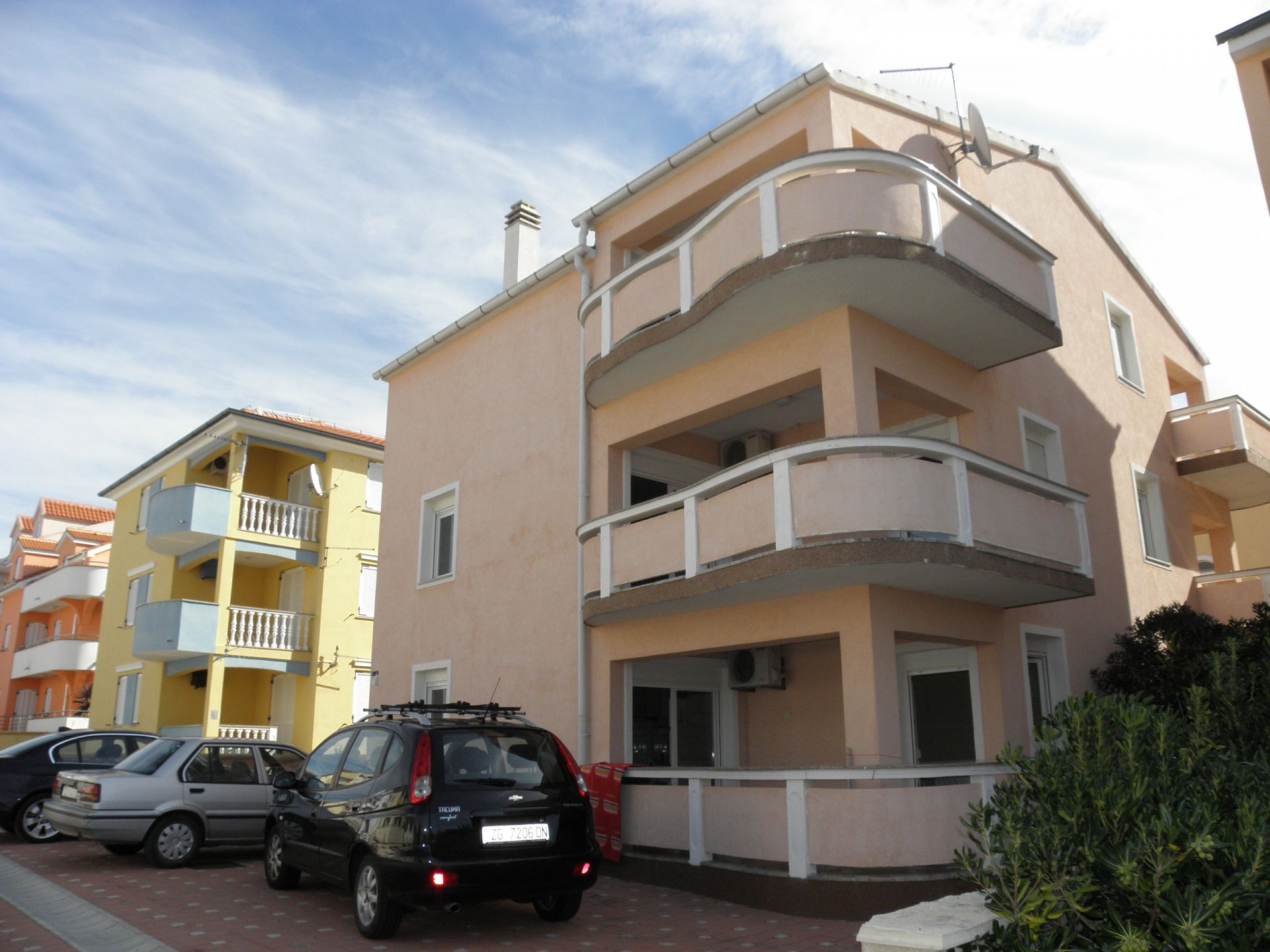 SA - Povljana - Appartementen Kroatië