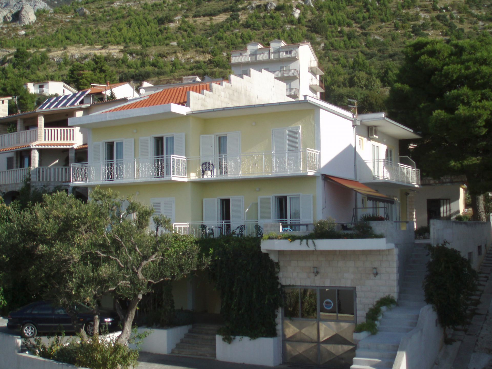 01213BVOD  - Башка Вода - Апартаменты Хорватия