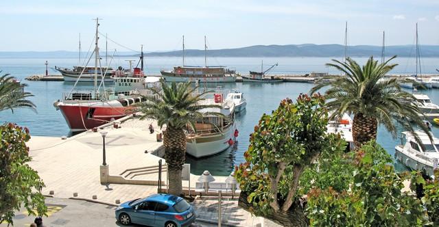 Mila - Baska Voda - Appartementen Kroatië