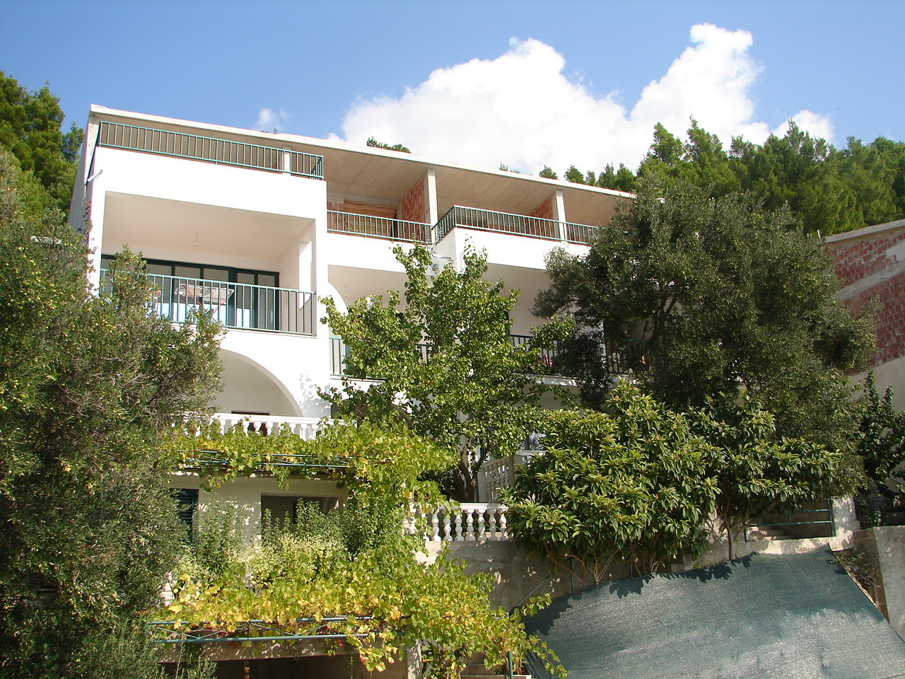 00513BREL  - Brela - Apartments Croatia