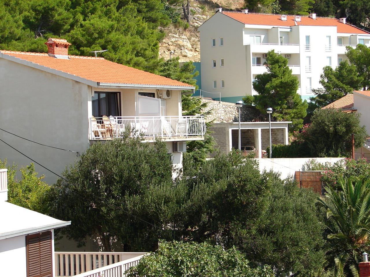 01513BVOD  - Baska Voda - Appartements Croatie