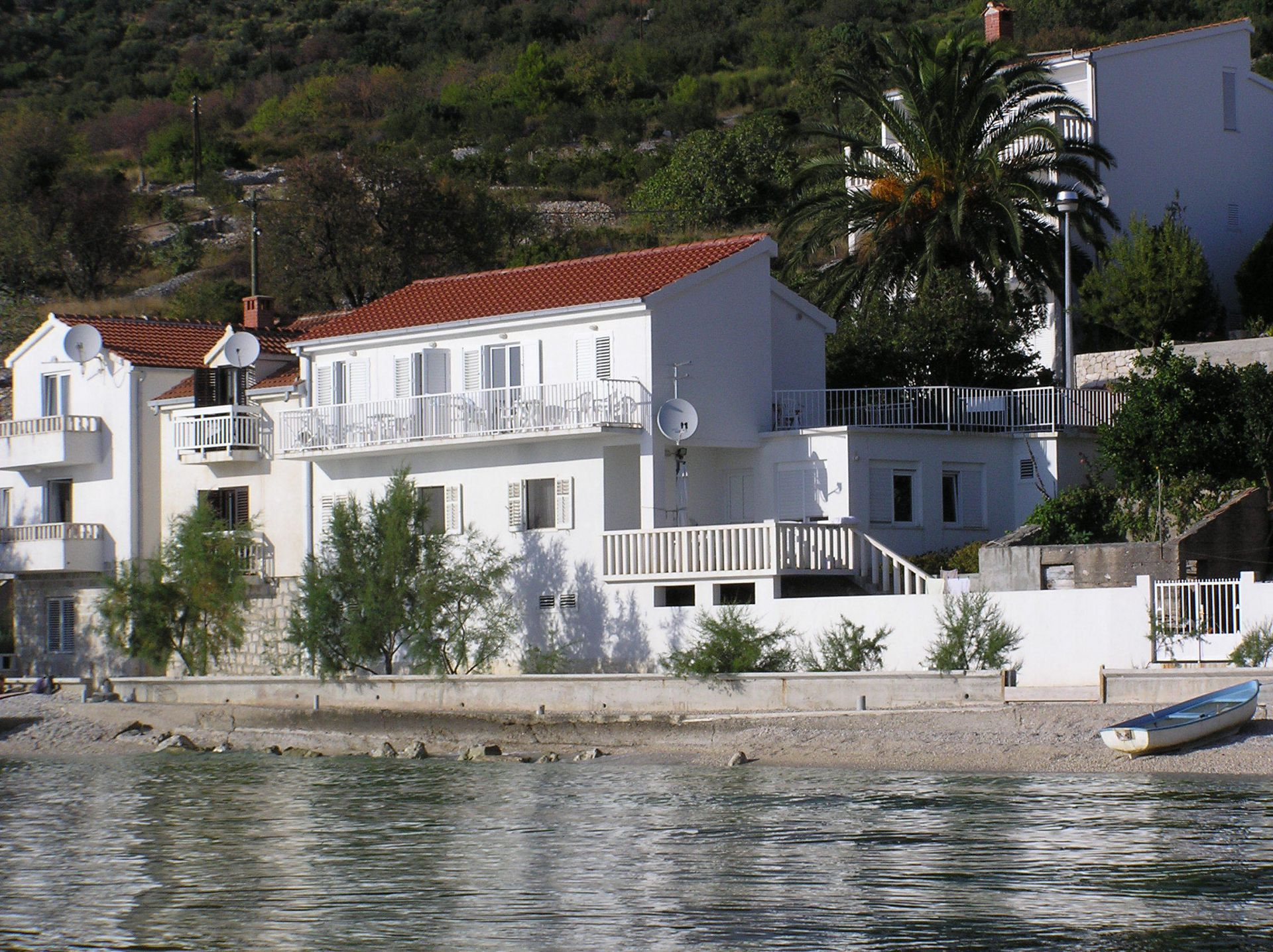 2414  - Brist - Apartments Croatia
