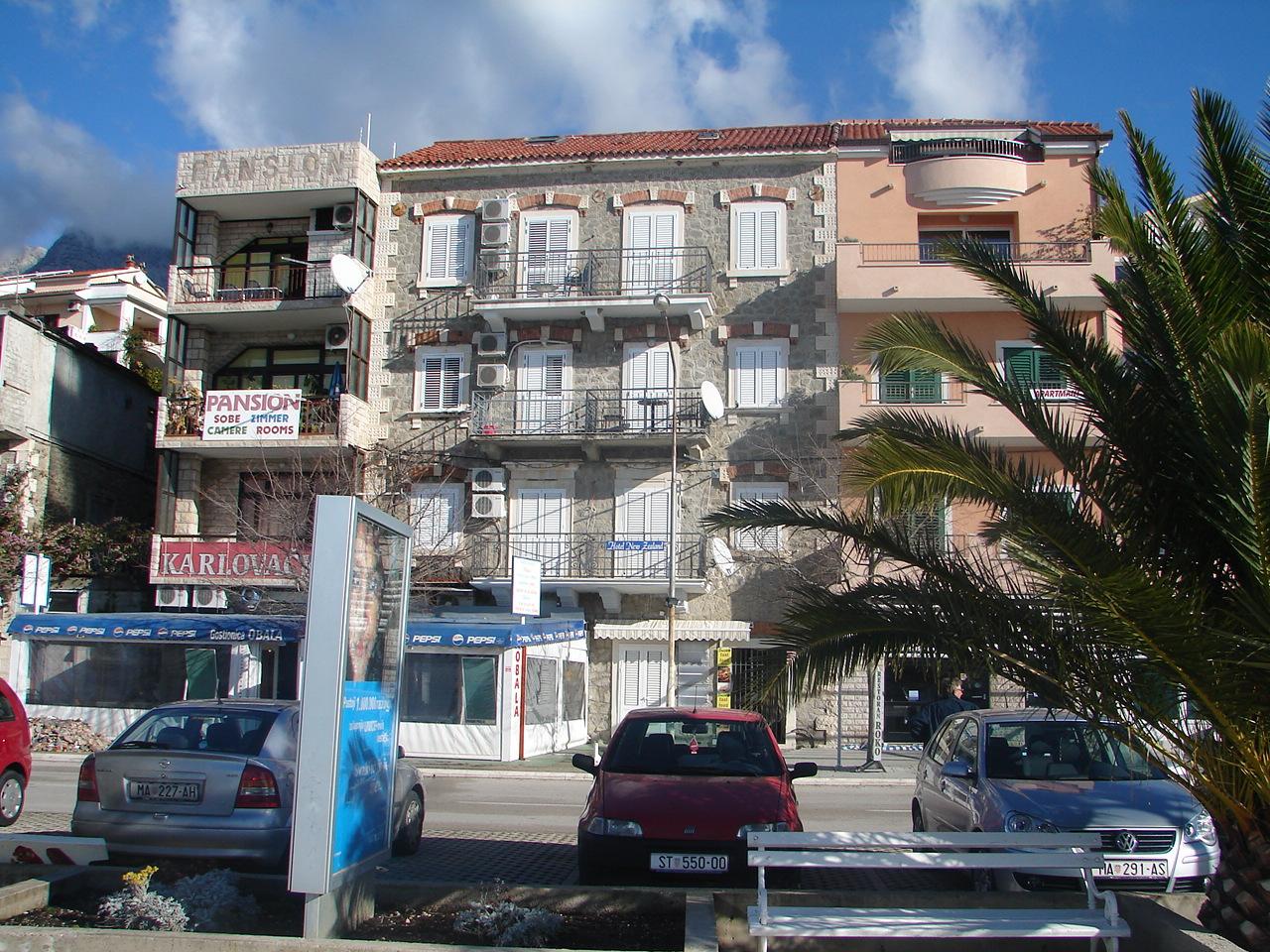 02013PODG  - Podgora - Apartamenty Chorwacja