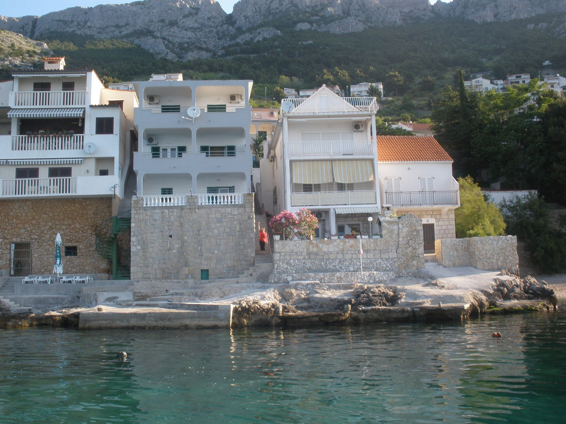 5257  - Pisak - Ferienwohnungen Kroatien - Haus