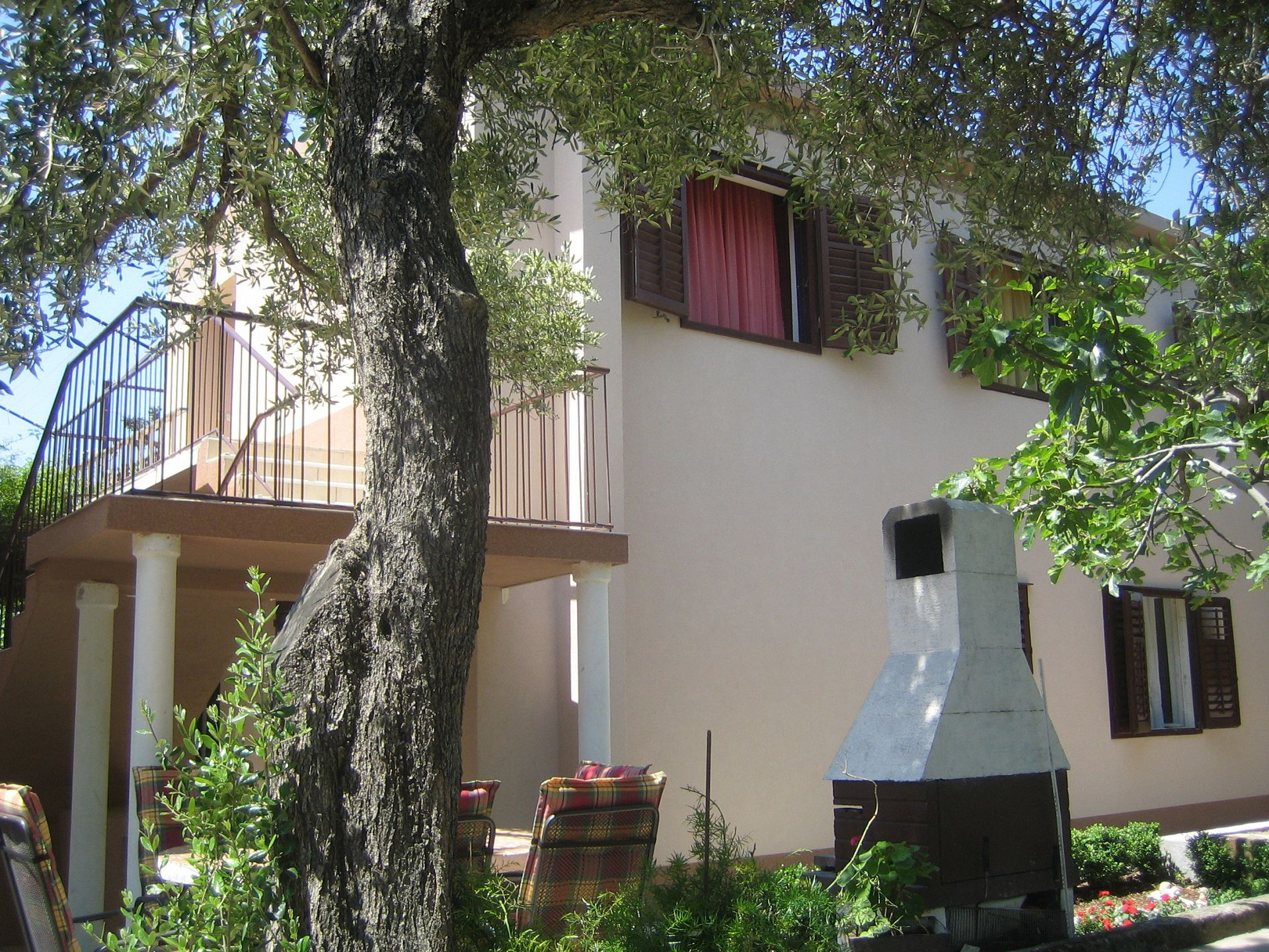 8134  - Podgora - Apartments Croatia