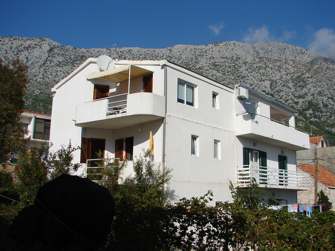 01313IGRA - Igrane - Apartments Croatia