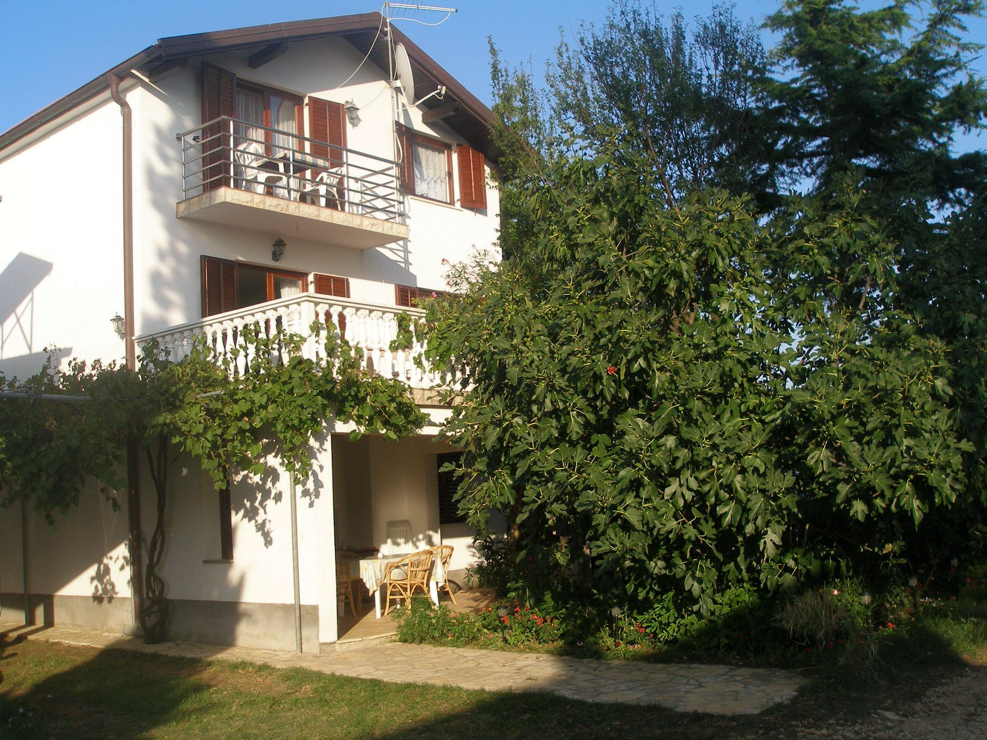 001PRIV - Privlaka - Apartments Croatia