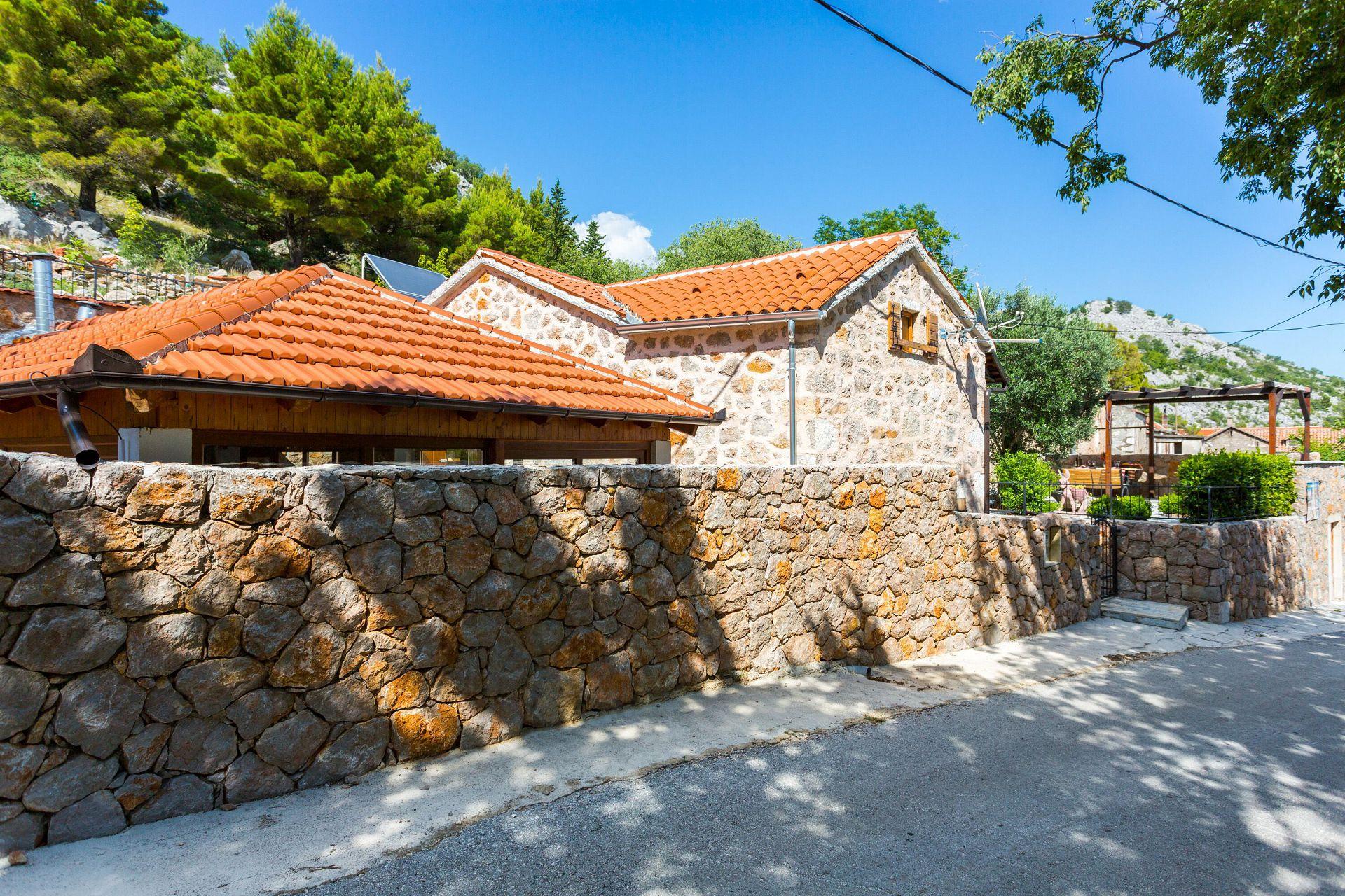 5697  - Starigrad-Paklenica - Ferienhäuser, Villen Kroatien