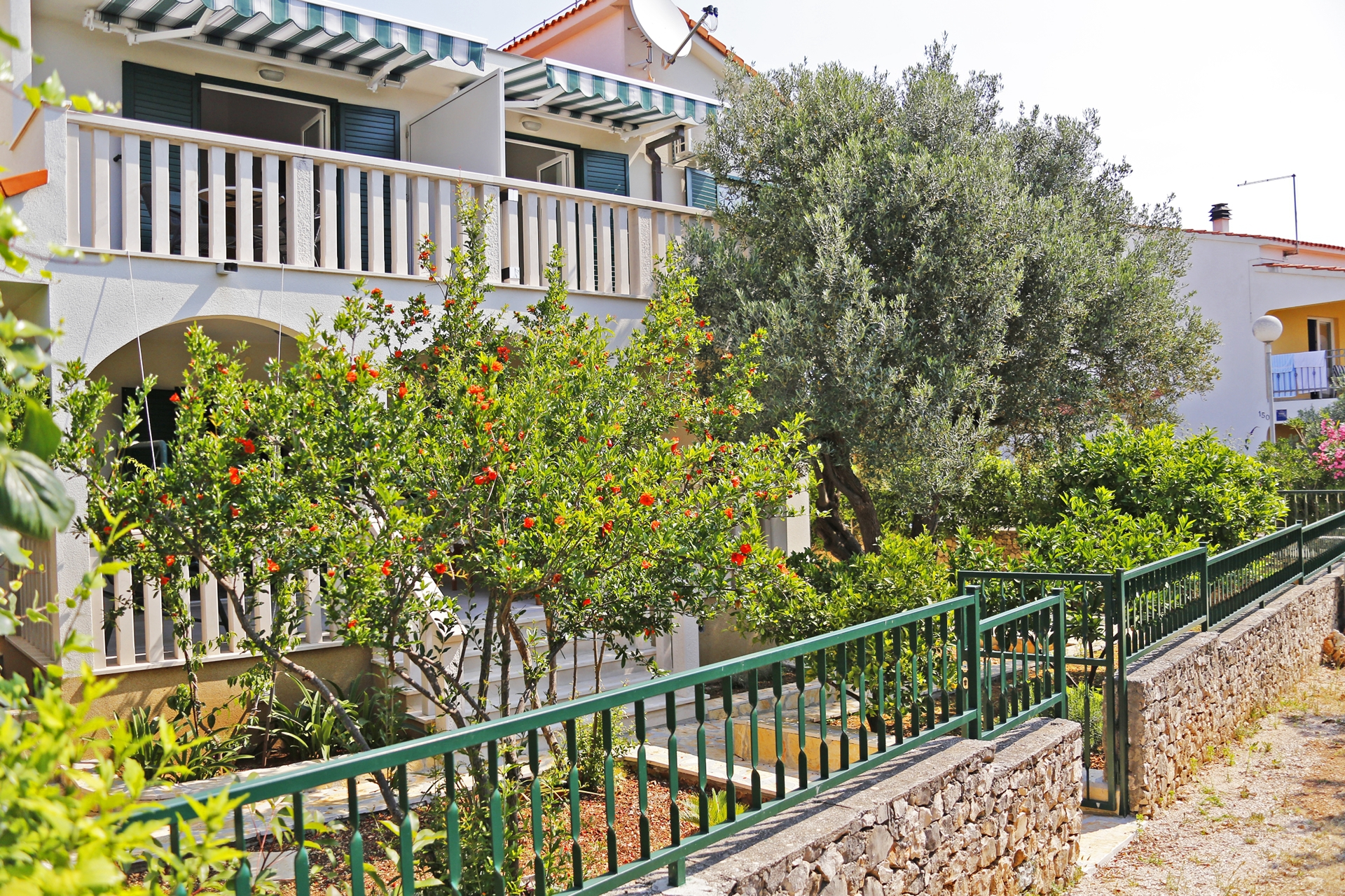 36524 - Cove Stivasnica (Razanj) - Accommodation in coves Croatia