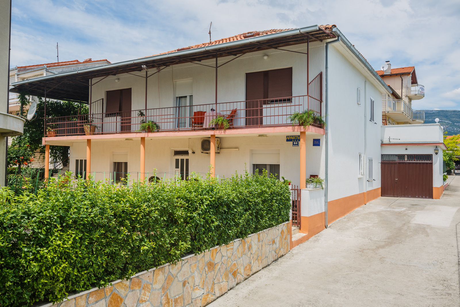 36289 - Kastel Stafilic - Apartments Croatia